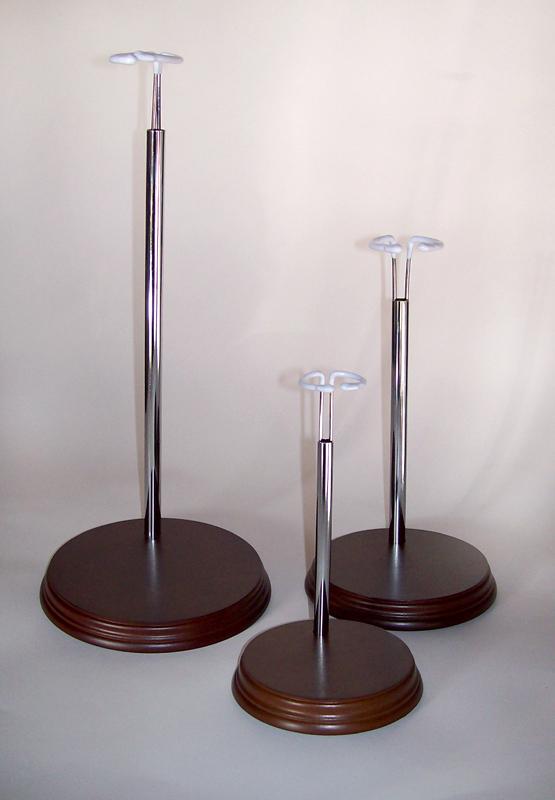 Ooak Artist Emporium Solid Wood Display Bases
