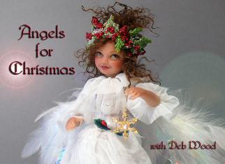 Deb Wood, Angels For Christmas eClass