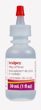 Sculpey Clay Softener/Conditioner