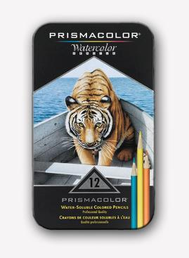 Prismacolor Watercolor 12 kit